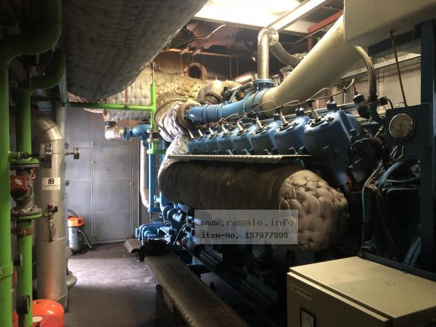deutz mwm used machine for sale